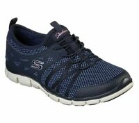 Skechers Women's Gratis What A Sight  Slip on Memory Foam Air Cooled Shoes 23360