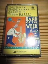 Band of the Week Various Artists RETRO compilation MIX cassette Tape