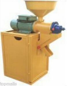 Brand New Direct-connection Rice Mill Rice Grinding Machine Rice Grinder