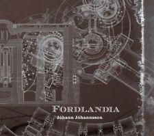 Johann Johannsson - Fordlandia [CD]
