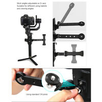 For DJI Ronin-S Extension Phone Tablet Holder Mount Bracket +Adapter Accessory