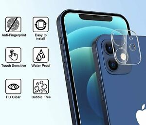 For iPhone 12 Pro Max Mini Camera Lens Tempered Glass Screen Protector Apple