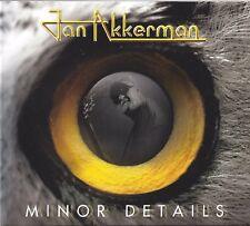Jan Akkerman  –  Minor Details      cd