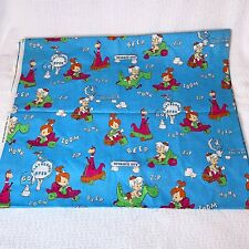 Flintstones Pebbles Bam Bam & Dino 100% Cotton Fabric Fat Quarter 18x44