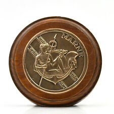 Tape de bouche marine militaire pétrolier ravitailleur Marne navy military medal