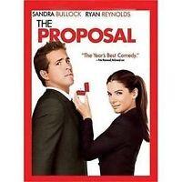 The Proposal * NEW DVD * Sandra Bullock Ryan Reynolds (Region 4 Australia)