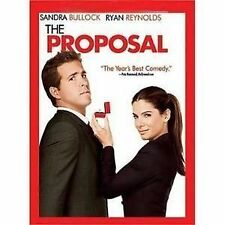 The Proposal * NEW DVD * Sandra Bullock Ryan Reynolds (Region 4 Australia)
