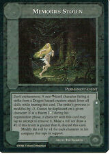 MIDDLE EARTH THE DRAGONS RARE CARD MEMORIES STOLEN