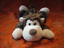 """TOP SHOP BROWN  MONKEY MICRO  HOTTIE  SOFT CUDDLY TOY 10"""" APPROX  VGC (B122)"""