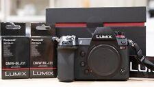 Panasonic LUMIX S1R 47.3MP Mirrorless Camera - Black (Body Only)