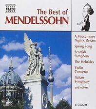 The Best Of Mendelssohn  *NEW* CD