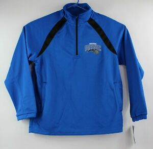 G III Sports Youth Size Large NBA  Orlando Magic 1/z Zip Pullover New with Tags