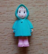 Doll realistic resin miniature for dolls house 1:12th scale modern miniature UK