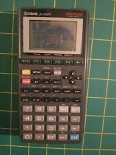 Casio FX-7400G Graphics Calculator With Cover - Works Well -