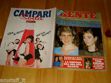 GENTE=1987/20=DALIDA=FIAMMETTA FRESCOLBALDI=LIA TANZI GIUSEPPE PAMBIERI=LADY D
