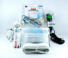 LOT OF 8 PIECES: TELEPHONE CORDS & ACCESSORIES