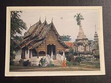 CPM THAILAND VIHAM LAIKAM AT WAT PHRA SINGH IN CHIANG MAI