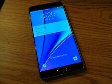 Samsung Galaxy Note5 SM-N920 - 32 GB - Black Sapphire -Verrizon Smartphone