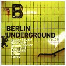Various - Berlin Underground Vol.1 (OVP)