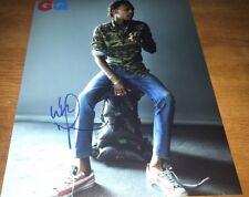 Wiz Khalifa Hand Signed Autographed 11x14 Photo Rapper COA Proof