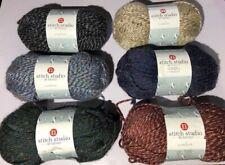 Stitch Studio Comfort #5 Bulky 300g Yarn Color Choice Knit Crochet