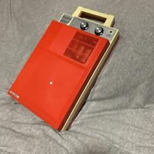 Columbia GP-3 Portable Record Player Red tested