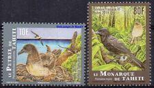 Polynésie Fr 2019 - Oiseaux de Polynésie - 2 val neufs // MNH
