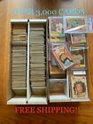 1961 Topps Baseball #326-#579 * YOU PICK * | * COMPLETE YOUR SET * | * HIGH #'s <br/> OVER 3,000 CARDS! - FREE SHIPPING - BUY 4+ AND SAVE 25%