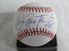 Danny Tartabull Autographed AL Baseball CAS Authentic