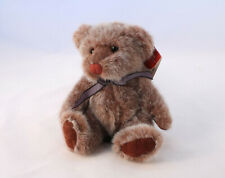 "Russ Berrie & Co ""Rafferty"" Teddy Bear Plush SOFT TOY 14cm Bears From The Past"