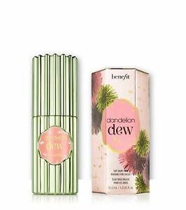 Benefit Cosmetics Dandelion Dew –  Liquid Blush - Full Size 1.0oz/30ml - NIB