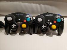Original (OEM) Black Nintendo GameCube controller (DOL-003)  - TESTED
