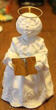 White Angel Figurine; Dept. 56