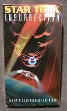 Movie - Star Trek Insurrection [VHS 1999]  097363358831