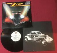 ZZ Top - Eliminator  *1985:Warner Bros. 9 23774-1 Allied Pressing *Vinyl EX copy