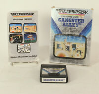 Vintage Boxed Atari 2600 game Gangster Ally By Spectravision  Tested & Working