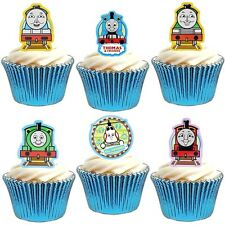 THOMAS THE TANK ENGINE Edible cake toppers birthday party STAND UPS