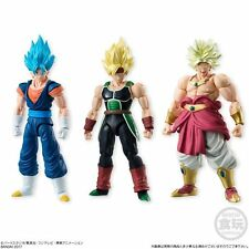 DRAGON BALL Z SHODO Vol. 5 BARDOCK BROLY VEGETTO FULL SET FIGURE NEW. PRE-ORDER