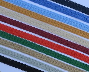 Decorative trim sewing crafts curtains cushions furnishings 13 mm wide