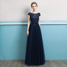 Abendkleid Ballkleid Party Abiball Kleid von Babycat collection Pailletten BC735