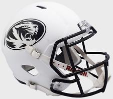 MISSOURI TIGERS NCAA Riddell SPEED Authentic Football Helmet