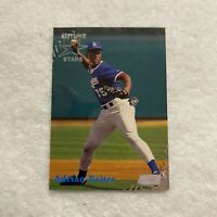 1998 Topps Stadium Future Stars Adrian Beltre Rookie Blue Parallel #361 Dodgers