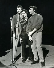 Cliff Richard and Vince Eager UNSIGNED photograph - M8495 - NEW IMAGE!!!!
