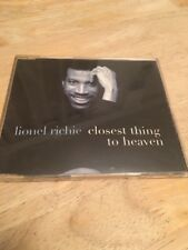 LIONEL RICHIE Closest Thing To Heaven, CD: 3 Tracks
