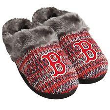 Boston Red Sox Slippers Logo NEW Womens Slide House shoes! Peak slide