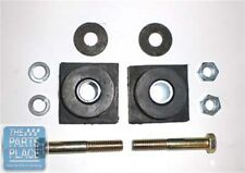 1964-72 Oldsmobile Cutlass / 442 W-30 / W-31 Core Support Square Bushing Kit