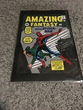 Today's Deal - Amazing Fantasy Spiderman Vintage #15 Reprint From 1962. Gc