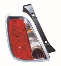 FIAT 500 Unità di Luce Posteriore Lato Passeggero'S Lampada Posteriore Unità 2008-2013