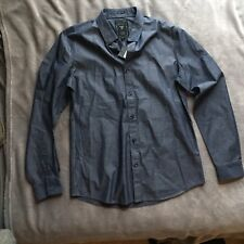 Sz M Men's Guess Dress Shirt NWT