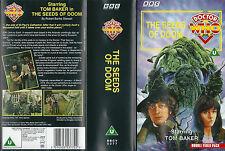 Dr Who, The Seeds of Doom, starring Tom Baker!